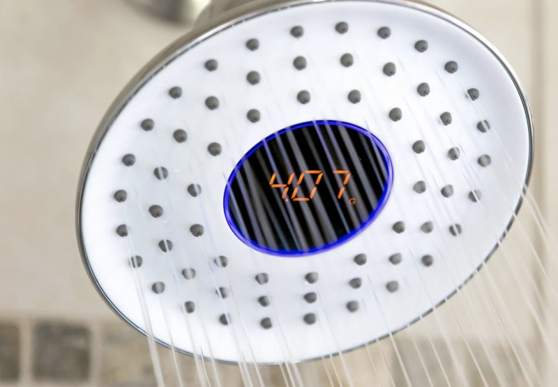 Waterhawk smart affordable showerhead